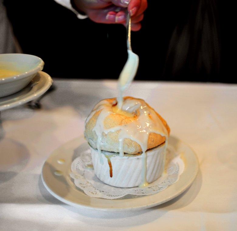 Bread Pudding Souffle