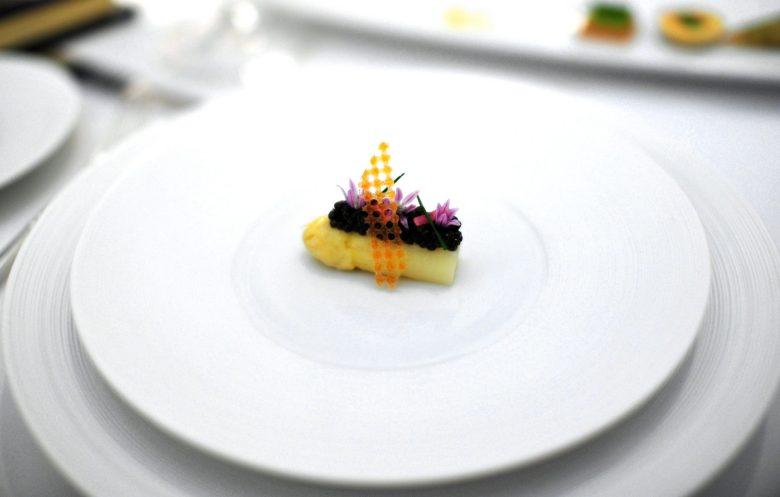 1st Course: Provencal Asparagus
