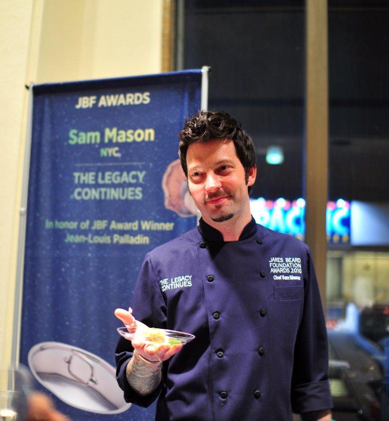 Sam Mason