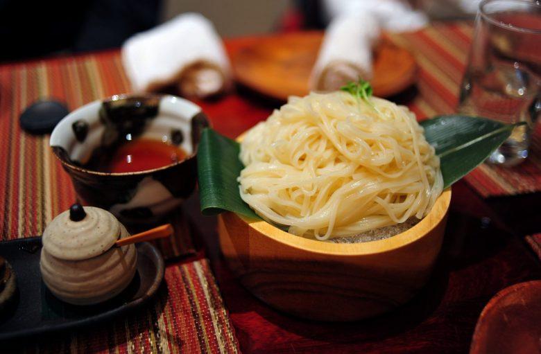 Inaniwa Udon Noodle
