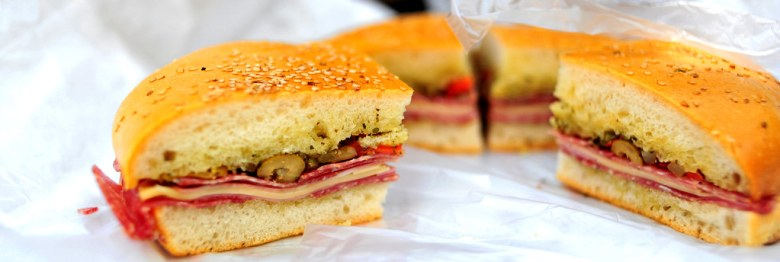 Central Grocery Co. Muffaletta