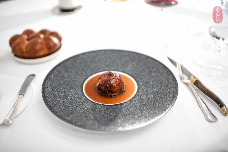 Veal and Foie Gras Tourte
