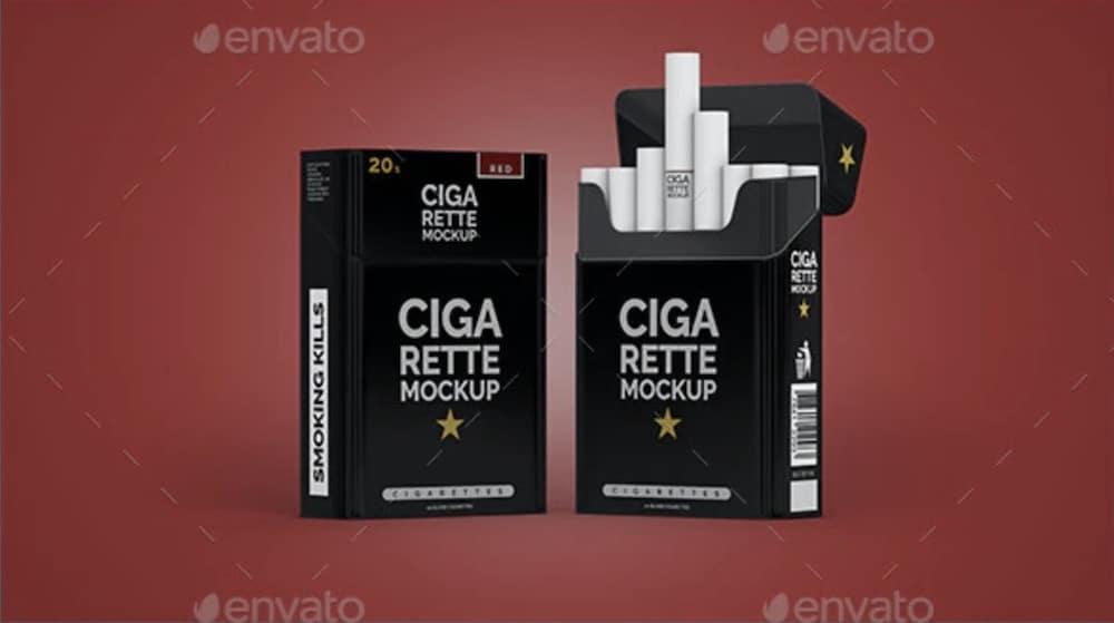 Download 13 Best Box and Cigarette Mockups 2021 - ULTIDA