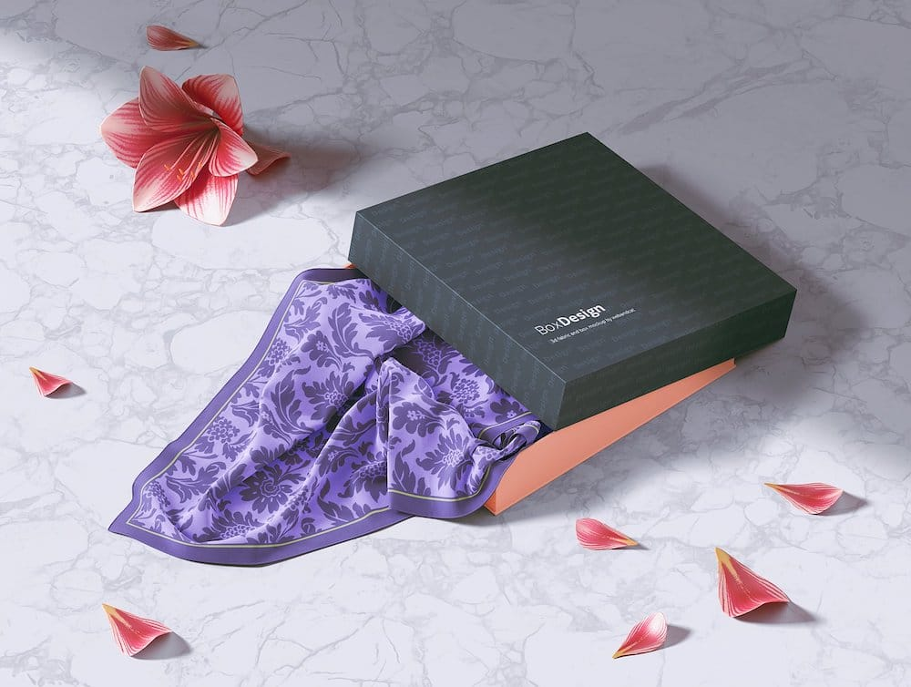 Our bandana scarf mockups are a great selling. 10 Best Handkerchief Mockups Free Premium 2021 Ultida