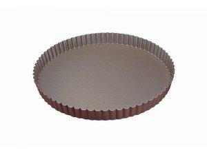 Moule à tarte fond fixe 26 cm – Gobel