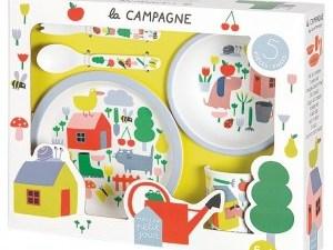 Coffret La campagne 5 pièces – Maison petit jours