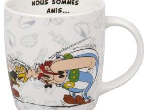 Mug Astérix et Obélix «Nous sommes amis» – Konitz