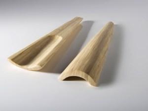 Couvert en bambou Naturel – Bibol