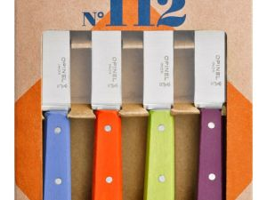 Coffret 4 offices – Opinel – made in France