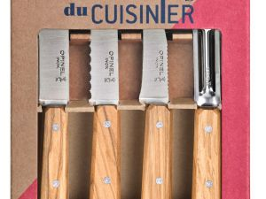 Coffret les essentiels – Opinel – made in France + Portugal