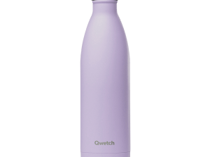 Bouteille isotherme 75 cl lilas – Qwetch