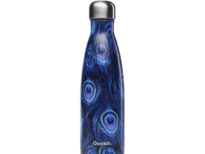 Bouteille isotherme 50 cl Paon bleu – Qwetch