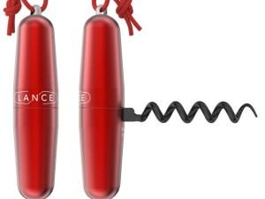 Tire bouchon avec cordon rouge – Lance