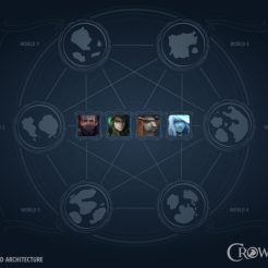 Crowfall World Architecture