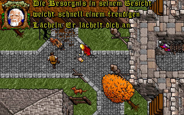 The Ultima 7 German Translation: Beta Test Cancelled