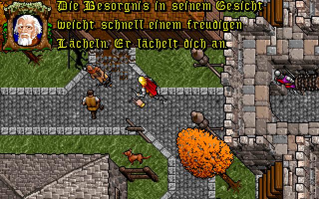 The Ultima 7 German Translation: Beta Test Cancelled