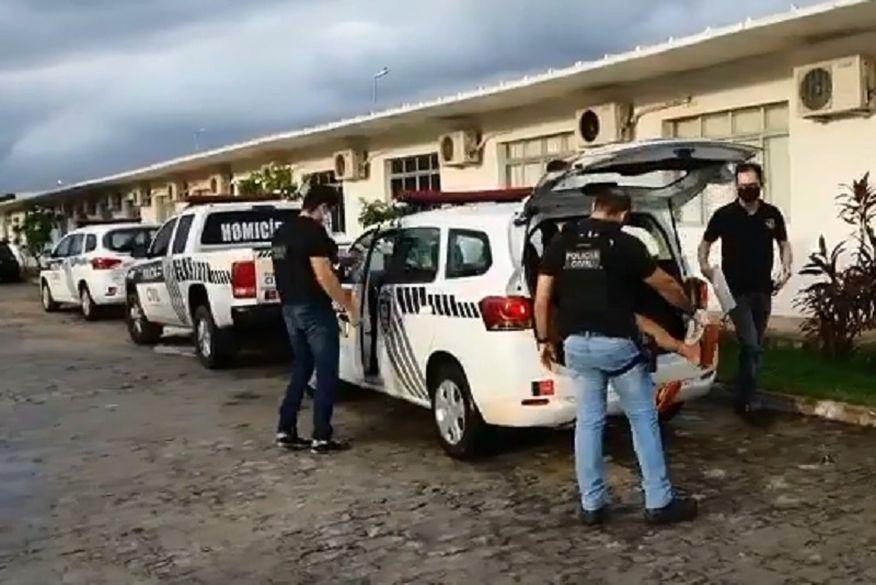 Operação cumpre sete mandados de prisão, busca e apreensão contra suspeitos de homicídios e tráfico de drogas em João Pessoa