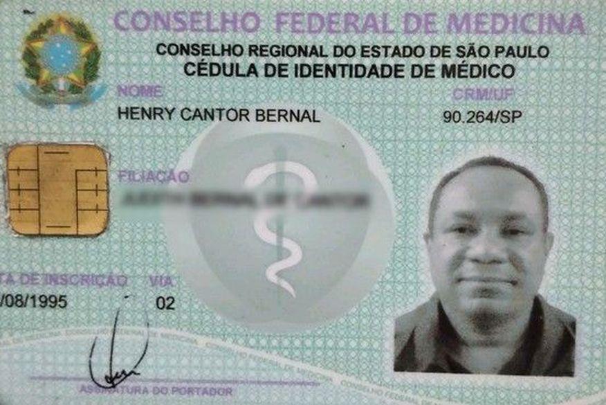 Homem é preso após se passar por médico e atender pessoas diagnosticadas com Coronavírus