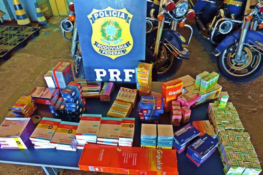Homem é preso em Bayeux com mochila de medicamentos que seriam vendidos para ambulantes na Grande João Pessoa