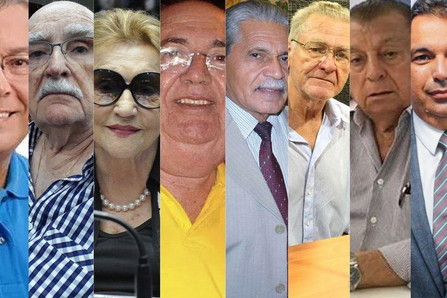 Paraíba perdeu nove deputados e ex-deputados em 2020; cinco deles para a covid-19