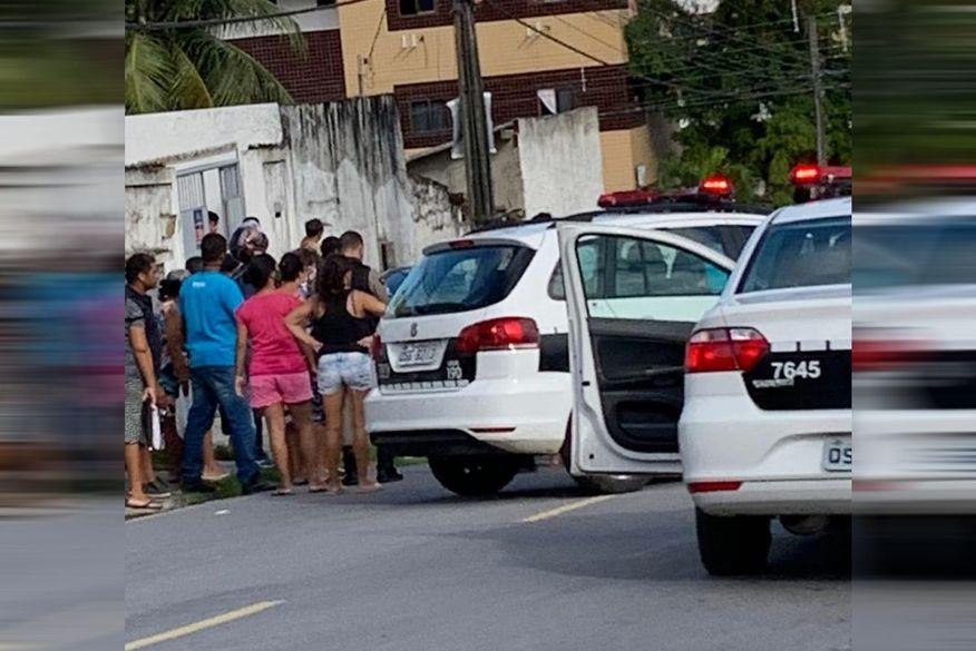 Menina de cinco anos é atropelada por moto no bairro de Mandacaru, em João Pessoa