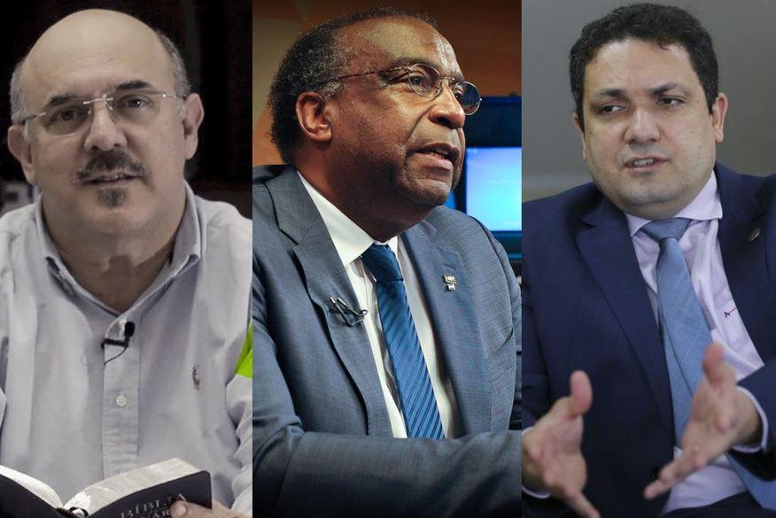 Bolsonaro sonda três evangélicos para o MEC após pressão de aliados