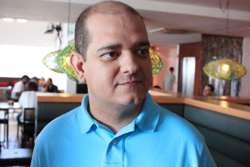 Bruno Farias diz ser 'soldado' à disposição do Cidadania para entrar como pré-candidato a vice-prefeito na chapa de Cícero Lucena