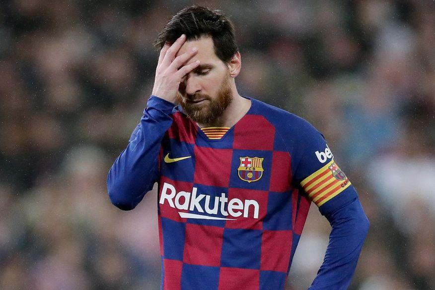Messi avisa o Barcelona que quer deixar o clube, dizem jornais