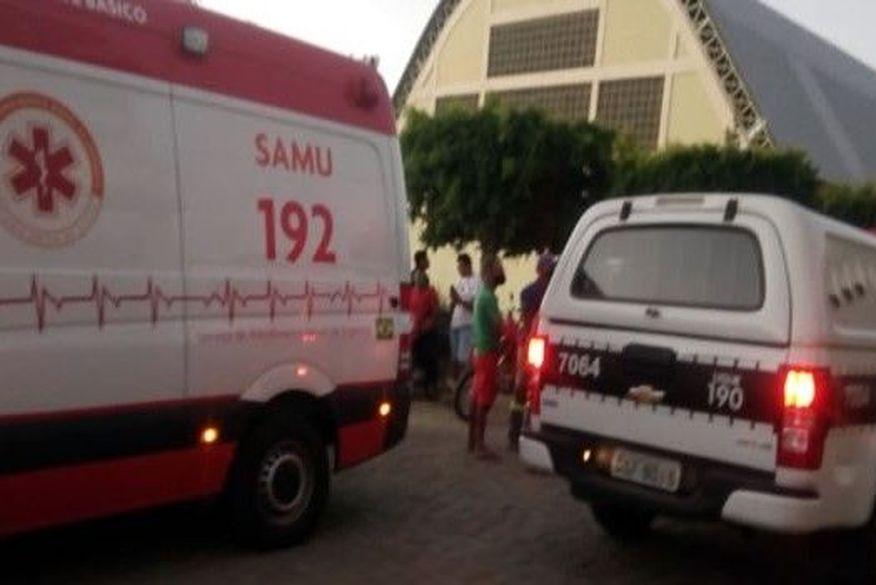 Trio armado assalta caminhão e entregador leva tiro no Sertão da Paraíba