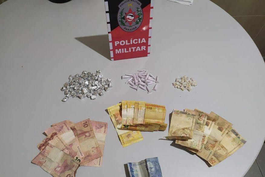 Suspeito de tráfico de drogas é preso no Litoral Sul da Paraíba