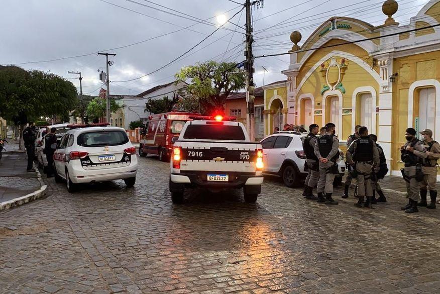 Operação policial prende suspeitos de envolvimentos em crimes de homicídios e tráfico de drogas na Paraíba