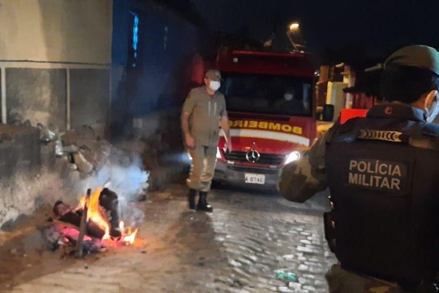 Operação 'São João Sem Fogueira' desativa 70 fogueiras na Paraíba