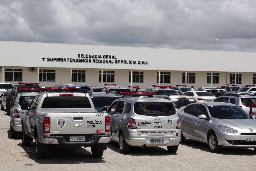 Polícia Civil da Paraíba e do Rio de Janeiro prendem suspeito de homicídio em Queimadas