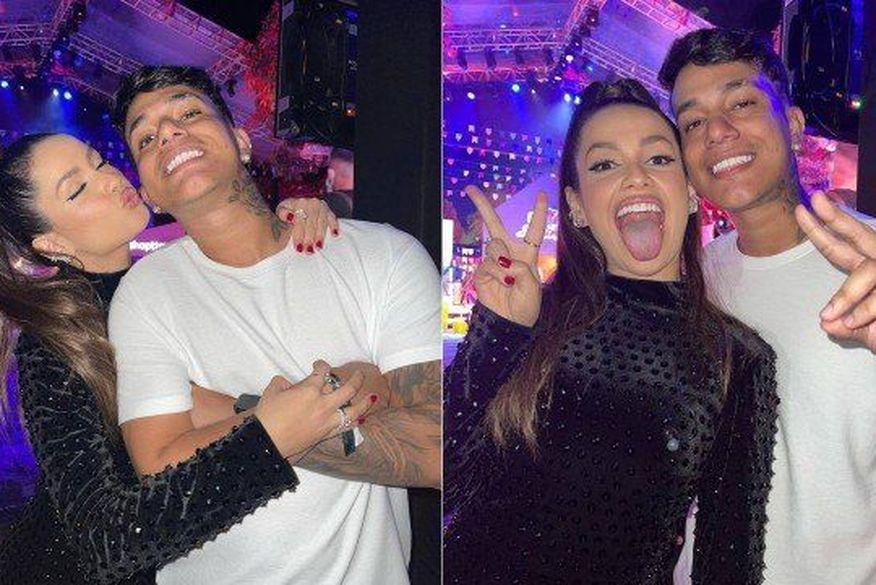 Dançarino paraibano revela que ficou com Juliette: 'Fomos para o motel no carro dela'