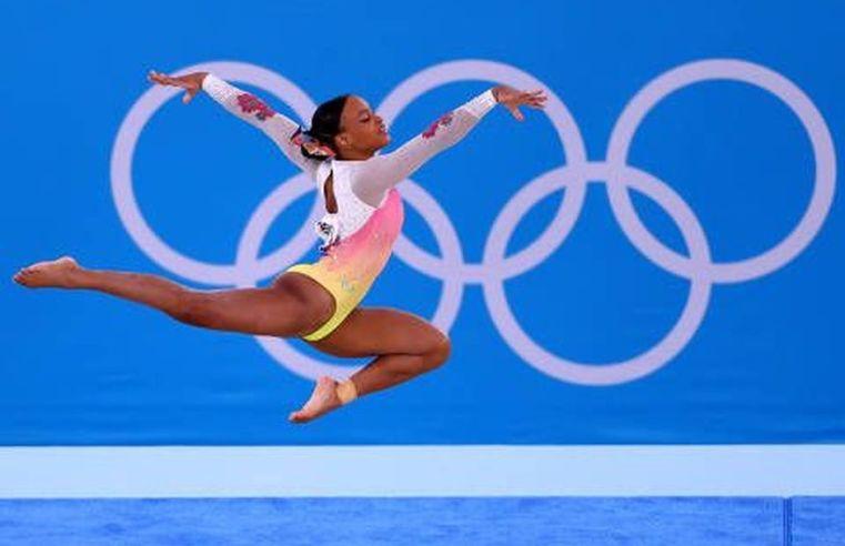 Rebeca deixa Olimpíadas 'flutuando' e pronta para virar inspiração