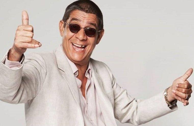 'Vou ficar no samba', Zeca Pagodinho descarta gravar outros ritmos