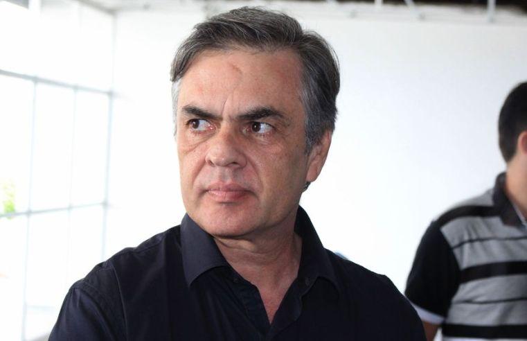 Cássio Cunha Lima é contratado como lobista de cigarros pela Philip Morris, diz site