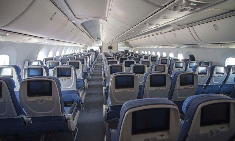 Boeing 787 air europa interior for Interior 787 air europa