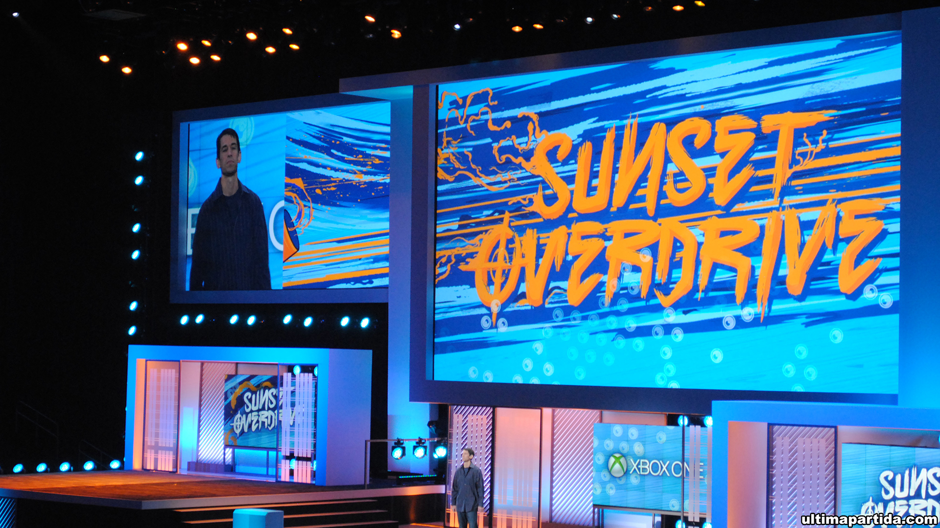 E3 2013 - Microsoft Press Conference - Sunset Overdrive