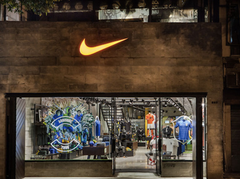 "To reduce waste, Nike will resell ""lightly used"" footwear"