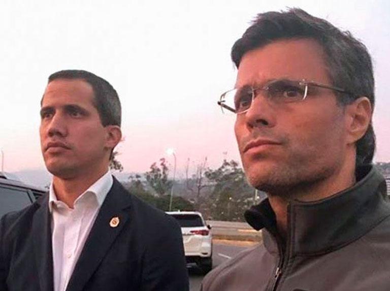 WSJ: Leopoldo López planificó contratación de mercenarios para derrocar al presidente Maduro