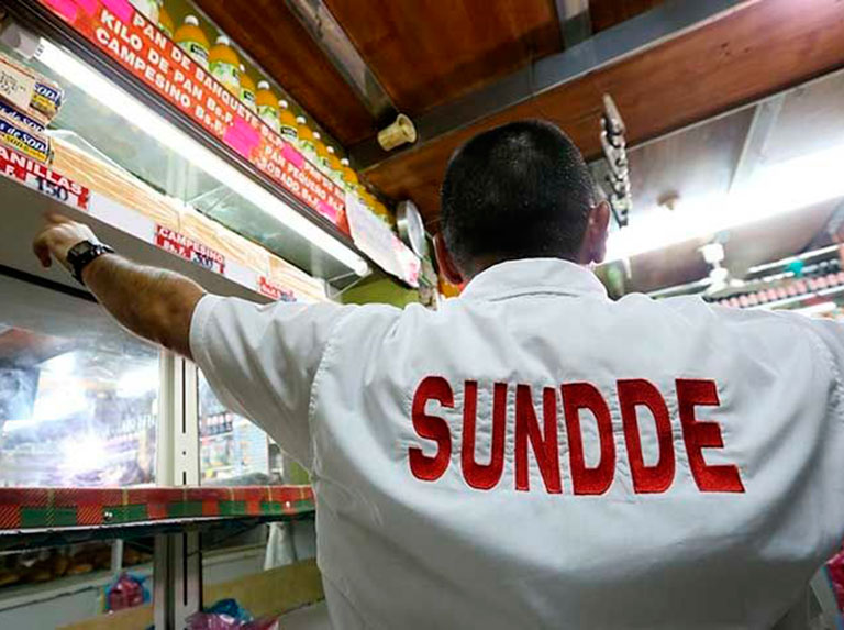 Sundde ejecutó 435 fiscalizaciones en el territorio nacional