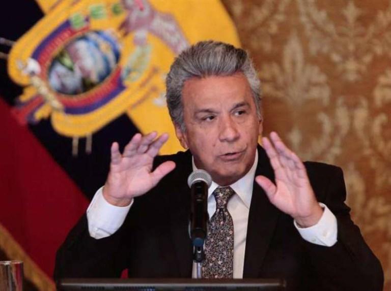 Lenín Moreno debe comparecer este martes por caso de corrupción