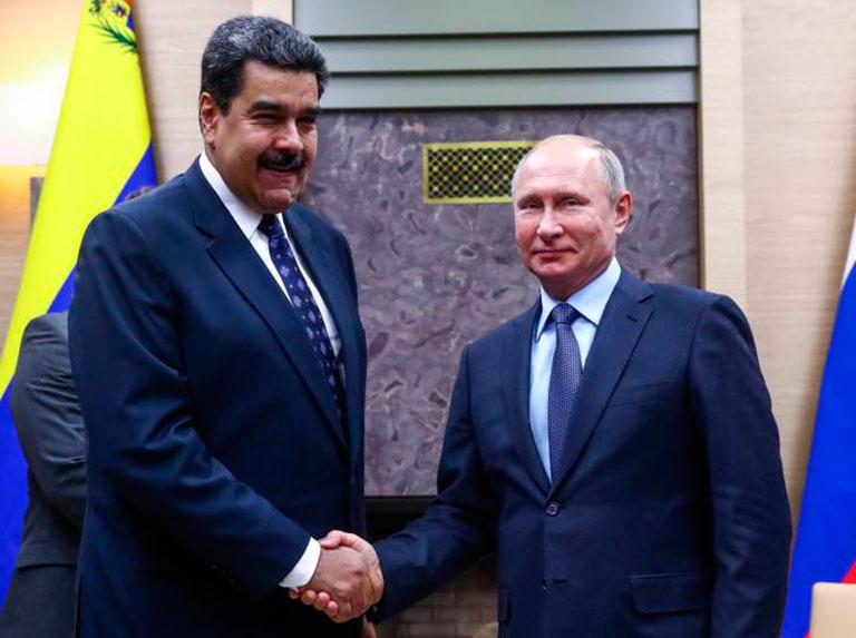 Rusia y Venezuela: 76 años de cooperación