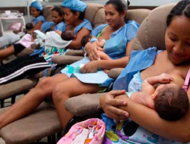 Fortalecen módulos de Ruta Materna y Plan Parto Humanizado