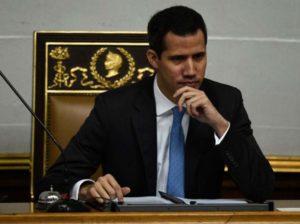 Guaidó dio a contratistas gringas fondos bloqueados