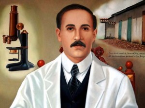 Adequate walk in Maturín in honor of Dr. José Gregorio Hernández