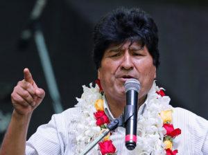 Evo Morales: Lo mercantil no puede prevalecer antes que la vida