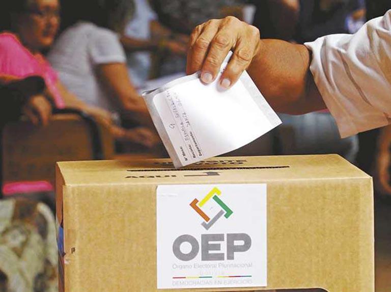 Elecciones regionales apuntan a fortalecer al MAS en Bolivia