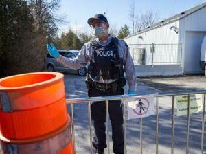 Canadá impone nuevas restricciones ante aumento de casos de covid